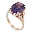 Золотое кольцо с александритом (синтетическим) SL-2270-470 весом 4.67 г  стоимостью 19614 р.