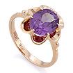 Классическое кольцо с александритом SL-0223-365 весом 3.65 г  стоимостью 15330 р.